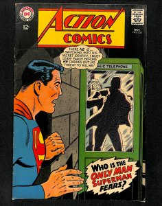 Action Comics #355