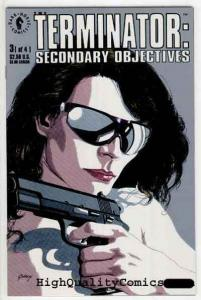 TERMINATOR SECONDARY OBJECTIVES #3, NM, Gulacy, Death, more in store