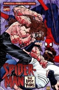 Spider-Man: The Lost Years Trade Paperback- #1, NM- (Stock photo)