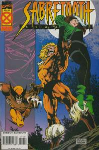 Sabretooth Classic #10 FN; Marvel | save on shipping - details inside