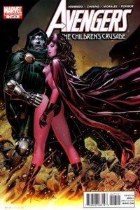 Avengers: The Children's Crusade #7, NM- (Stock photo)