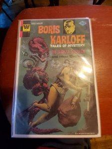 Boris Karloff Tales of Mystery #70 (1976)