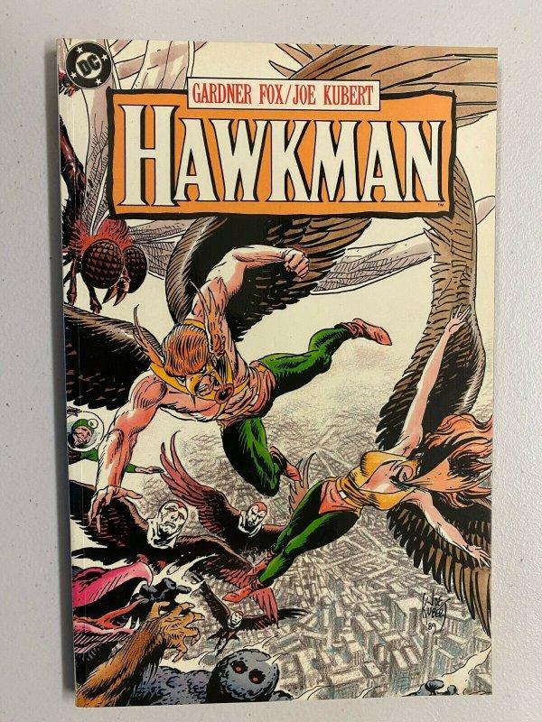 Hawkman TPB By Gardner Fox and Joe Kubert SC 6.0 FN (1989)