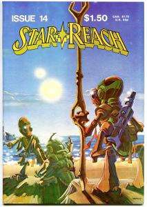 STAR REACH #14, VF, Ken Steacy, Underground, 1978, 1st, more UG in store