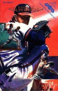 Baseball Superstars #20, VF+ (Stock photo)