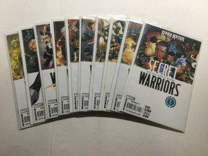 Secret Warriors 1-28 Lot Run Set Near Mint Nm Marvel