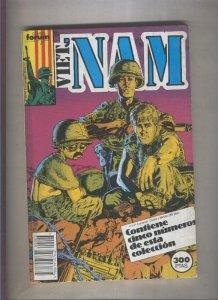 Vietnam retapado numeros 11 al 15