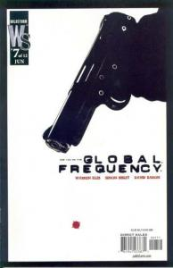 Global Frequency #7, NM (Stock photo)
