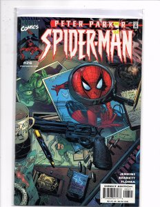 Marvel Comics Peter Parker Spider-Man #26 Green Goblin; Dr. Octopus