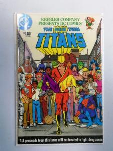 New Teen Titans Drug Awareness #3B, 8.0/VF (1983)