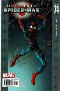 Ultimate Spider-Man #74 Brian Bendis NM