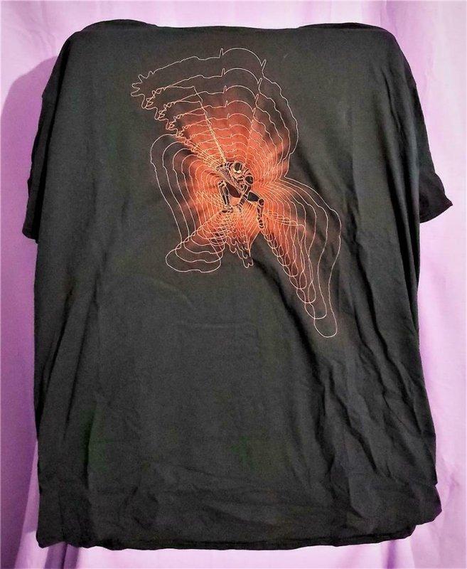 Loot Crate Exclusive Marvel ANT-MAN T-Shirt 2XL (Loot Wear Originall)!