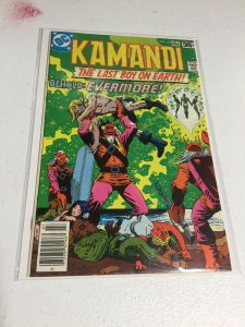 Kamandi 57 Nm Near Mint DC Comics