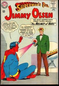 Superman's Pal, Jimmy Olsen #68 (1963)