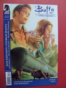 BUFFY THE VAMPIRE SLAYER #27 ART COVER RETREAT  (9.4 or better) DARK HORSE