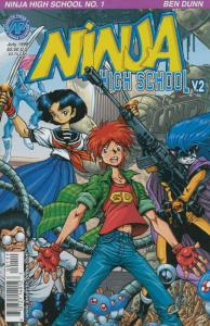Ninja High School Version 2 #1 VF/NM; Antarctic | save on shipping - details ins