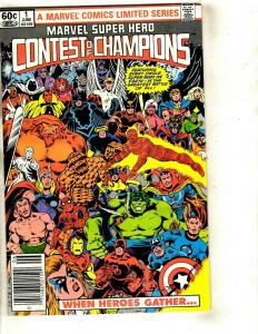 8 Marvel Comics Contest Champions 1 2 3 Damage Control 1 Daredevil 1 2 3 ++ JF10