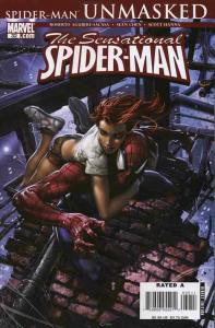 SENSATIONAL SPIDER-MAN (2006 MARVEL) #32 NM- A67877