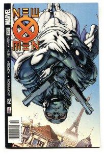 X-MEN #129 1st appearance of E.V.A. / MOTHER comic book 2002 Marvel