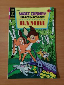 Walt Disney Showcase #31 Bambi ~ NEAR MINT NM ~ 1975 Gold Key Comics