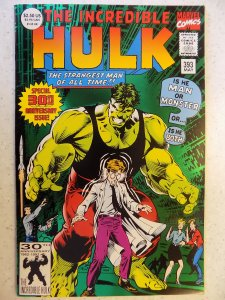 The Incredible Hulk #393 (1992)