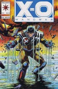 X-O Manowar #16 FN; Valiant | save on shipping - details inside