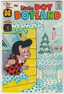 Little Dot Dotland #44 (Feb-70) NM/NM- High-Grade Little Dot