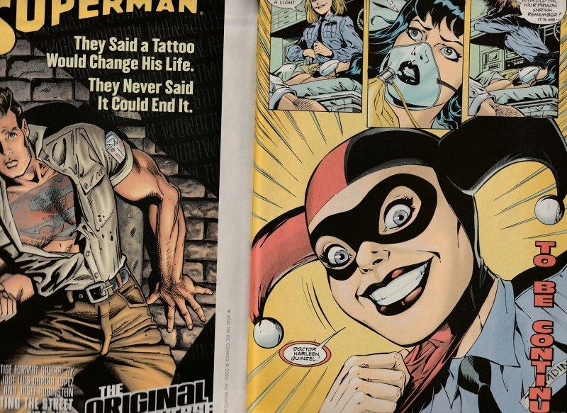 Catwoman(vol.1) # 80,81,82,83,84 Caged Heat Guest Starring HARLEY QUINN, BATMAN