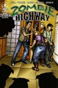 Zombie Highway #3, NM- (Stock photo)