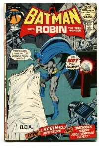 Batman #240 1971- DC Bronze Age  comic book vf-