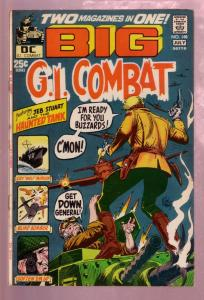 G.I. COMBAT #148 1971- THE HAUNTED TANK-5TH GIANT ISSUE FN/VF