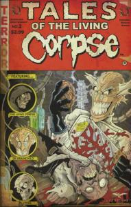 Living Corpse, The #2 VF/NM; Zenescope | save on shipping - details inside
