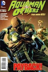 Aquaman and the Others #9, NM + (Stock photo)