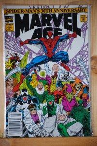 Marvel Age #114 (1992)