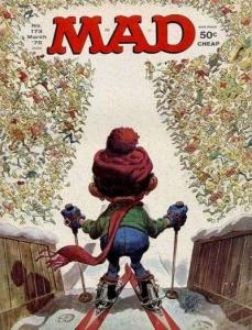 Mad (1952 series) #173, VF- (Stock photo)