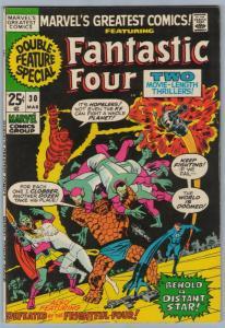 Marvel's Greatest Comics 30 Mar 1971 FI-VF (7.0)