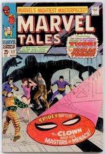 Marvel Tales #17 MID-GRADE reprint Amazing Spider-Man #22, Human Torch, Thor