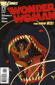 Wonder Woman (4th Series) #6 VF/NM; DC | save on shipping - details inside