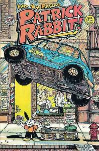 Patrick Rabbit #1 VF; Fragments West | save on shipping - details inside