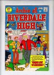 Archie At Riverdale High #6 (Apr-73) VG/FN Mid-Grade Archie