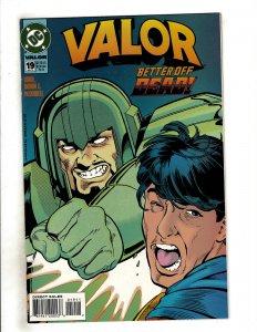 Valor #19 (1994) DC Comic Superman OF8