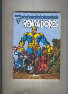 Biblioteca Marvel Excelsior: Los Vengadores numero 05