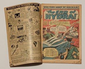 Lot of 4 Strange Tales #140, 144, 155, 174 Doctor Strange
