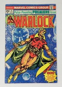 WARLOCK #9 (VG)