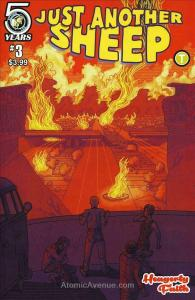 Just Another Sheep #3 VF/NM; Action Lab | save on shipping - details inside
