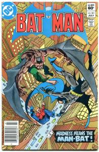 Batman #361 1983-Bronze Age-DC comics-  1st Harvey Bullock Gotham VF