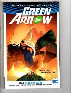 Green Arrow Vol. # 2 Island Of Scars DC Comics TPB Graphic Novel Comic Book J280