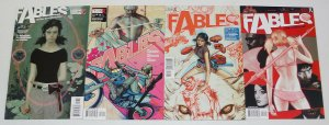 Fables: Storybook Love #1-4 VF/NM complete story - bill willingham 14-17 set lot