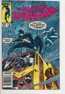 Marvel Amazing Spider-Man #254 Fine/Very Fine FN/VF (7.0) 1984 (676J)