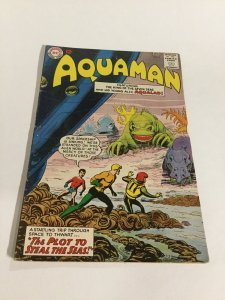 Aquaman 8 Vg/Fn Very Good/Fine 5.0 DC Comics Silver Age